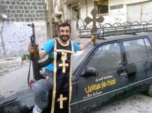 Syrian-antiChristian