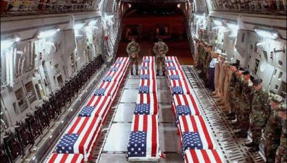 Military Funeral Customs - Collins Flags Blog