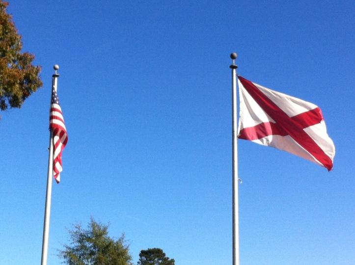 Alabama_Flag